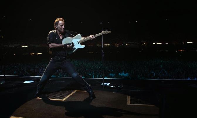 2014: High Hopes – Bruce Springsteen