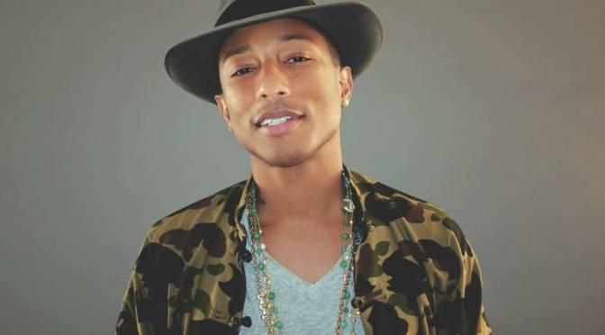 2014: G I R L – Pharrell Williams