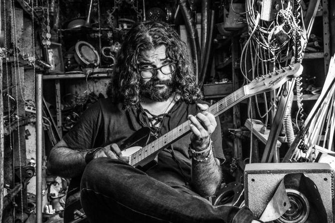 Experimente: O rock poético de André Prando