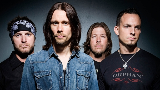 Discografando: Alter Bridge