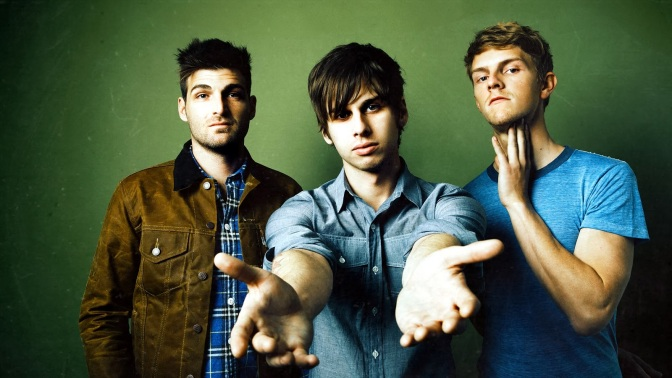2014: Supermodel – Foster the People